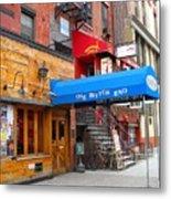 The Bitter End New York-greenwich Village Metal Print