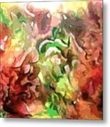 The Colors Of Paradise Metal Print
