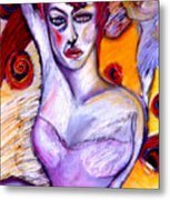 The Concupecient Metal Print