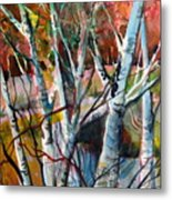 The Cries Of Autumn Metal Print