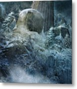 The Death Cure Metal Print by Philip Straub