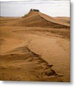 The Dunes Of Maspalomas 4 Metal Print