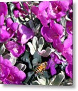 The Flight Of The Bumble Bee Metal Print