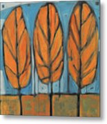 The Four Seasons - Fall Metal Print