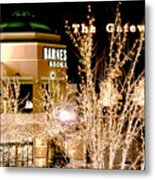 The Gateway Mall Metal Print