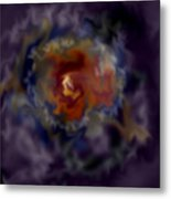The God Particle Metal Print