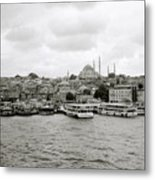 The Golden Horn Metal Print