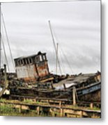 The Good Hope Metal Print