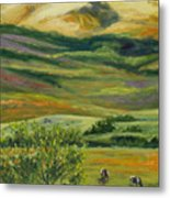 The Grapevine Metal Print