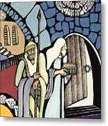 The Great Synagogue Of Jerusalem  Metal Print