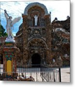 The Grotto Of Redemption In Iowa Metal Print