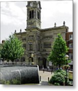 The Guildhall - Derby Metal Print