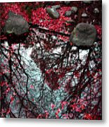 The Heart Of The Forest Metal Print