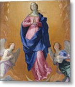 The Immaculate Conceptio Metal Print