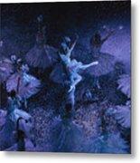 The Joffrey Ballet Dances The Metal Print