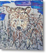 The Kodiak Metal Print