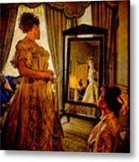 The Lady Of The House Metal Print