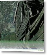The Lake House Metal Print