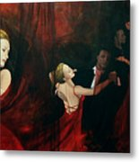 The Last Dance Metal Print by Dorina  Costras