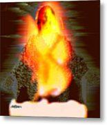 The Light Of The World Metal Print