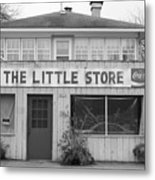 The Little Store Metal Print