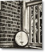 The Lonely Banjo Metal Print