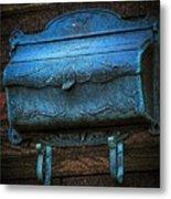The Mailbox Metal Print
