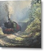 The Merthyr Tunnel Metal Print