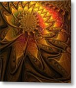 The Midas Touch Metal Print