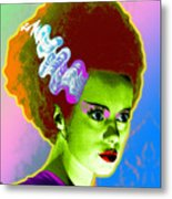 The Monster's Bride Metal Print by Gary Grayson
