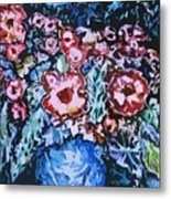 The New Bouquet Metal Print