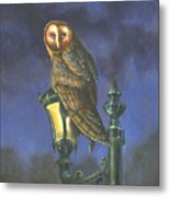 The Night Watch Metal Print by Jeff Brimley