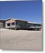 The Ocean Grill At Vero Beach In Florida Metal Print