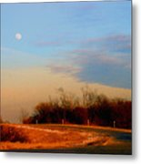 The On Ramp Metal Print