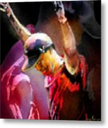 The Return Of The Tiger 04 - The Eagle Metal Print