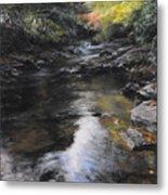 The River At Lady Bagots Metal Print