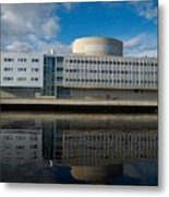 The Theatre Of Oulu 1 Metal Print