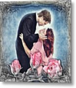 The Thorn Birds Metal Print by Mo T