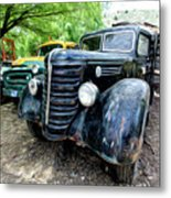 The Three Amigos Metal Print