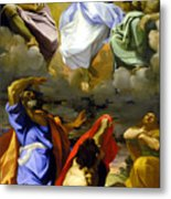 The Transfiguration Of Our Lord Metal Print