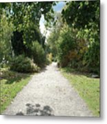The Way To Paradise Metal Print
