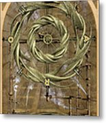 The Wheel Of Fortune Metal Print