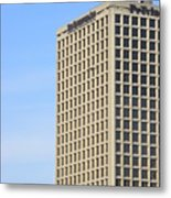 Thevancouver Sun- Province Building Metal Print