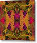 Third Eye Jungle 1 Metal Print