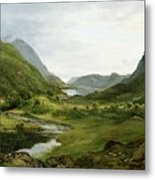 Thirlmere Metal Print by John Glover