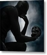 This Is The End Metal Print by Michael Knight