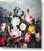 Thornton: Roses Metal Print