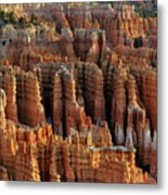 Those Hoodoo's.  Bryce Canyon Metal Print