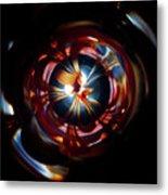 Through The Eye Of Mirzirca Metal Print