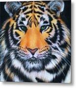 Tiger 1 Metal Print